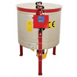 Extracteur manuel+électrique radiaire Ø600mm LYSON