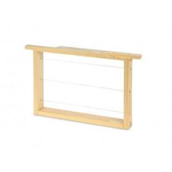 Mini plus cadre en bois emboitable et filé
