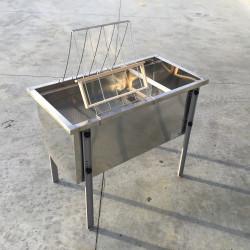 Table à désoperculer renforcée LYSON 100cm