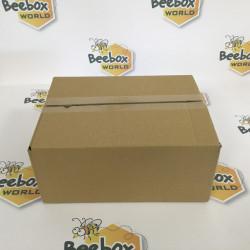 Boite en carton pour 12 pots de 500g - TOC 63