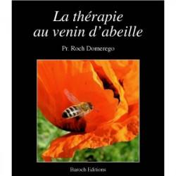 Livre - La thérapie au venin d'abeilles