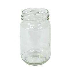 Pot en verre DROIT 500gr TOC 63