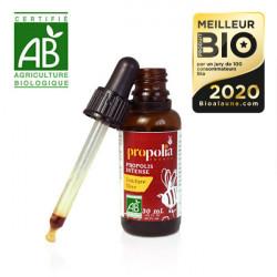 Propolia - teinture mère de propolis bio