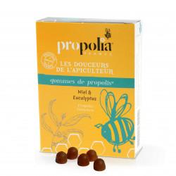 Propolia - Gommes Propolis-Eucalyptus
