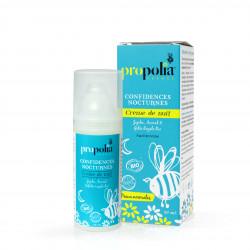 Propolia - Crème de nuit - peaux normales  - BIO