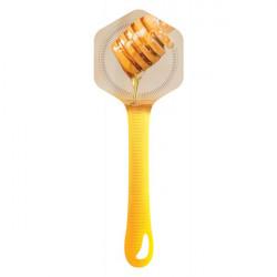 Bandes de garantie hexagonale pour pot  - motif abeille