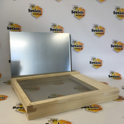 Fond ventilation totale LANGSTROTH-Dadant avec tiroir
