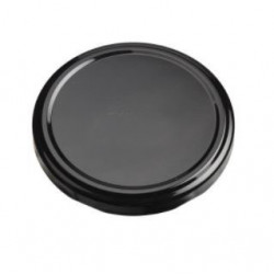 Couvercles Toc 58 Noir - 25 pièces