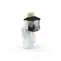 Voile pour chapeau colonial