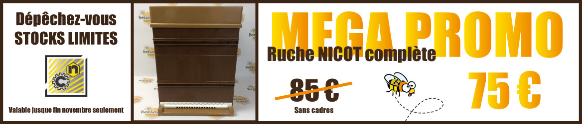 Promo Ruche Nicot